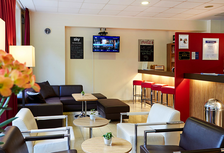 Best Western Hotel Berlin-Mitte, Bar
