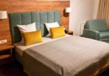 Hotel Das Alte Kurhaus in Lisberg-Trabelsdorf in Oberfranken, Zimmerbeispiel
