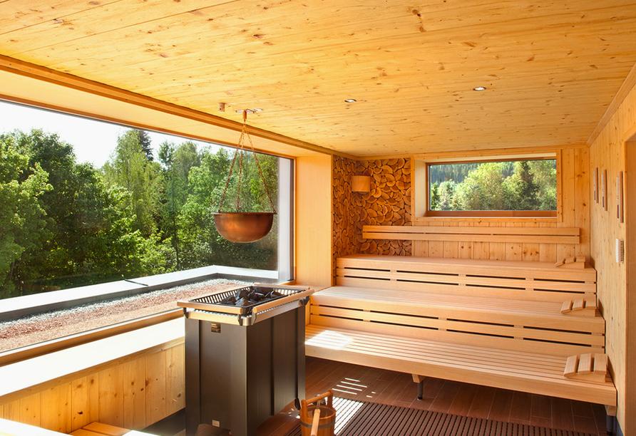 Hotel Herzog Heinrich, Sauna