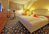 President Hotel Bonn, Zimmer