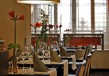 President Hotel Bonn, Restaurant