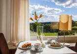 Hotel Schwarzwald Freudenstadt im Schwarzwald, Kaffee und Kuchen