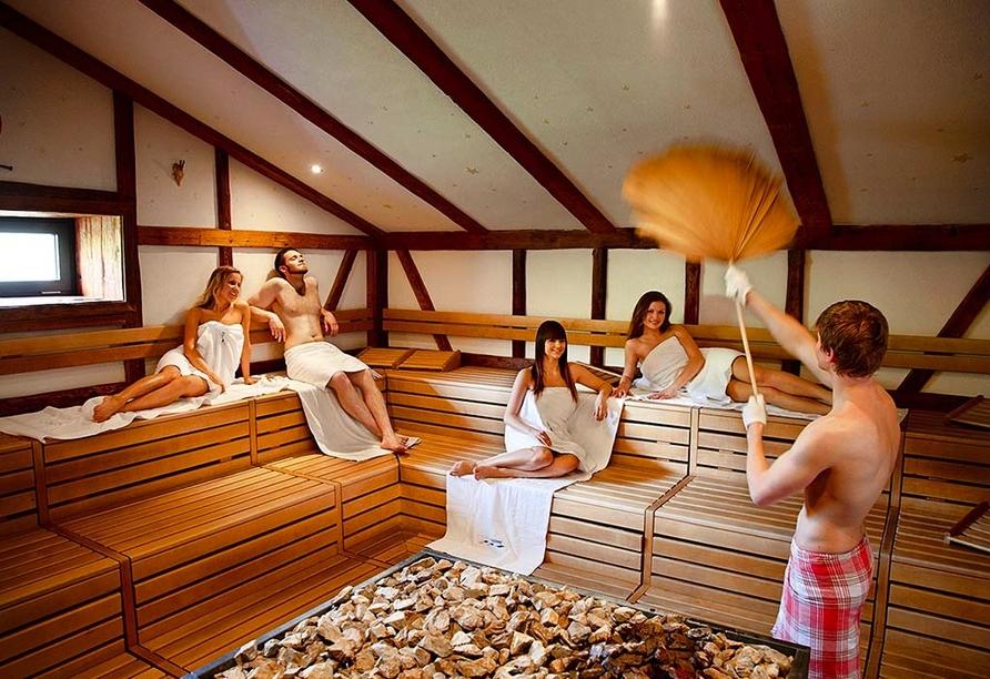 Best Western Plus Hotel Steinsgarten, Lahn-Dill-Bergland-Therme Sauna
