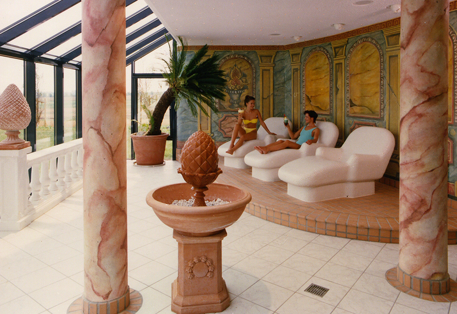 Hotel Meerane in Meerane, Thermarium