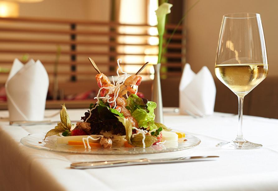 Hotel Ochsen in Kißlegg im Allgäu, Abendessen