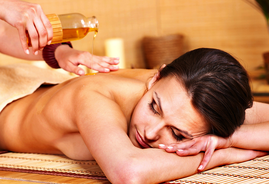 Hotel Krakonos in Marienbad, Massage
