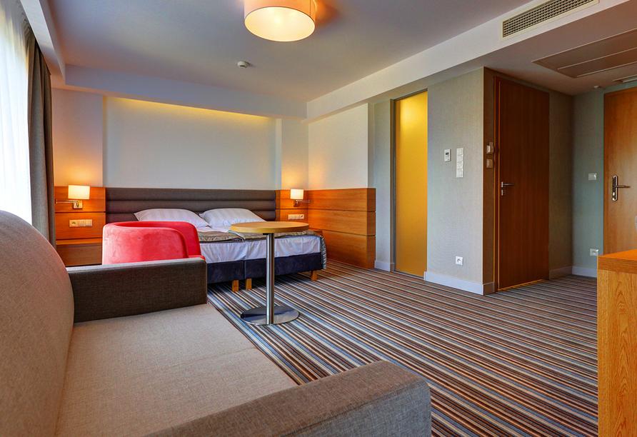 Hotel SKAL in Henkenhagen, Zimmerbeispiel