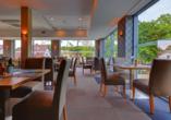 Hotel SKAL in Henkenhagen, Restaurant