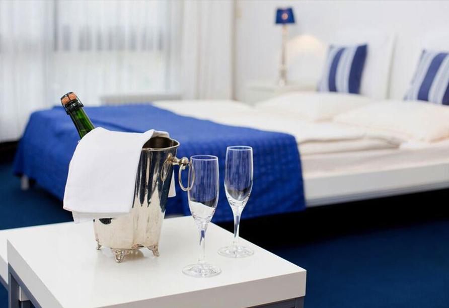 Hotel Moselblick in Winningen an der Mosel, Zimmerbeispiel
