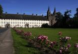 WohlfühlhotelWALDCAFÉ JÄGER in Bad Driburg, Kloster Corvey