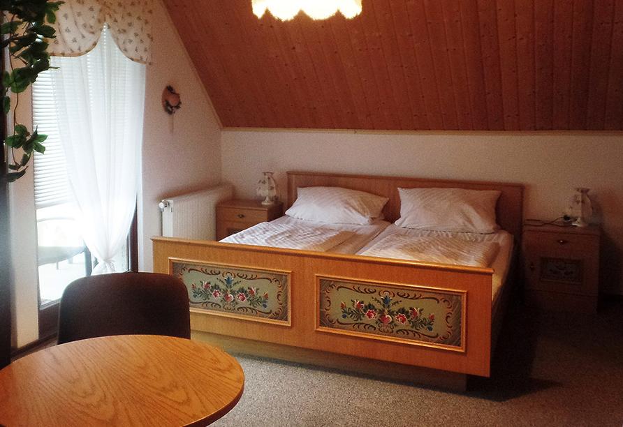 Landhotel Zur Klinke in Bretnig in der Oberlausitz, Zimmerbeispiel