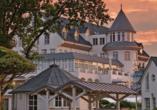 Precise Resort Schwielowsee, Außenansicht