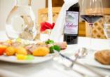 Hotel Auderer in Imst in Tirol, Restaurant