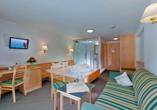 Hotel Auderer in Imst in Tirol Österreich, Doppelzimmer Beispiel