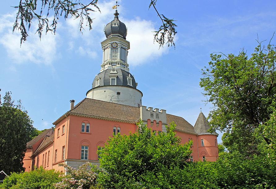Hotel Hof von Hannover, Ausflugsziel Schloss Jever