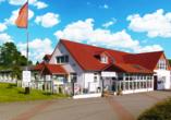 Hotel Hof von Hannover, Aussenansicht