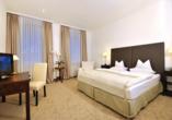 Bristol Hotel Bad Kissingen in der Rhön, Zimmerbeispiel