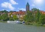 Wyndham Garden Bad Kissingen in der Rhön, Ausflugsziel Schweinfurt