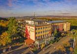 Landhotel Klingerhof, Hösbach, Spessart, Bayern, Aussenansicht