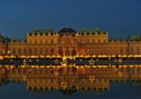 Hotel Mozart in Wien Österreich, Schloss Belvedere