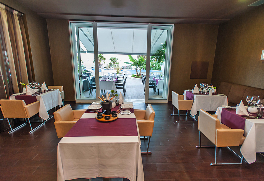 Meliã Madeira Mare Resort & Spa, Restaurant