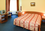 Hotel Kurhaus Kaja in Bad Flinsberg in Niederschlesien Zimmerbeispiel