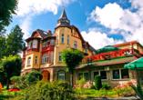Hotel Kurhaus Kaja in Bad Flinsberg Außenansicht