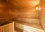 Hotel Antholzerhof in Antholz, Sauna