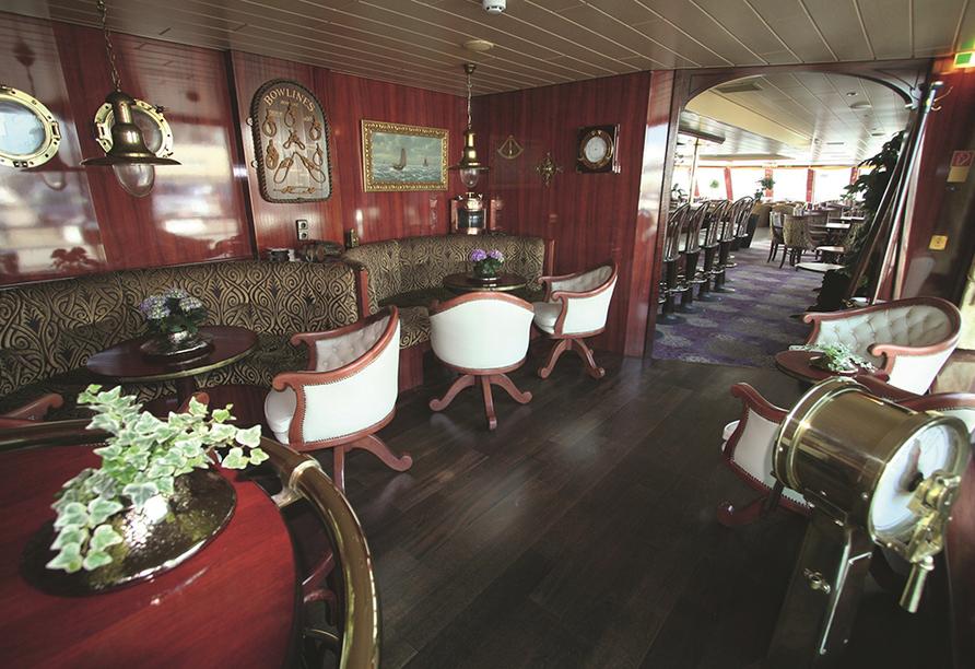 MS Rhein Prinzessin, Bar