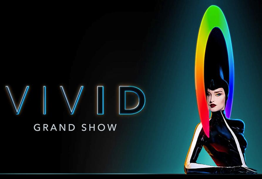 VIVID Grand Show im Friedrichstadtpalast Berlin, Willkommen