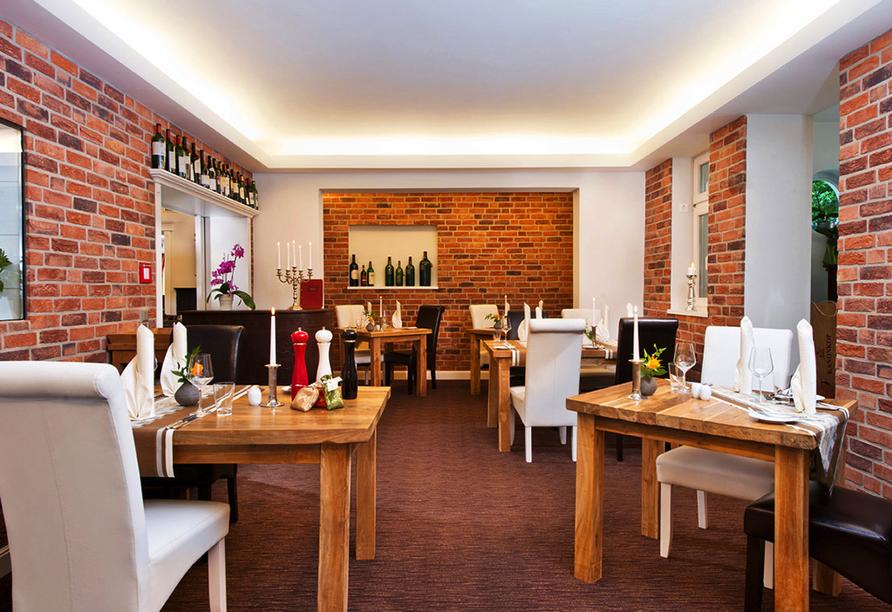 Best Western Plus Ostseehotel Waldschlösschen in Prerow, Restaurant CP1