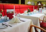 Best Western Plus Ostseehotel Waldschlösschen, Restaurant Titania