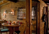 Eiger Selfness Hotel in Grindelwald, Barrys