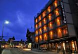 Eiger Selfness Hotel in Grindelwald, Außenansicht
