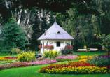 Hotel Schober am Kurpark, Garten