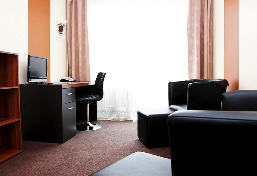 Hotel Schober am Kurpark, Sitzecke