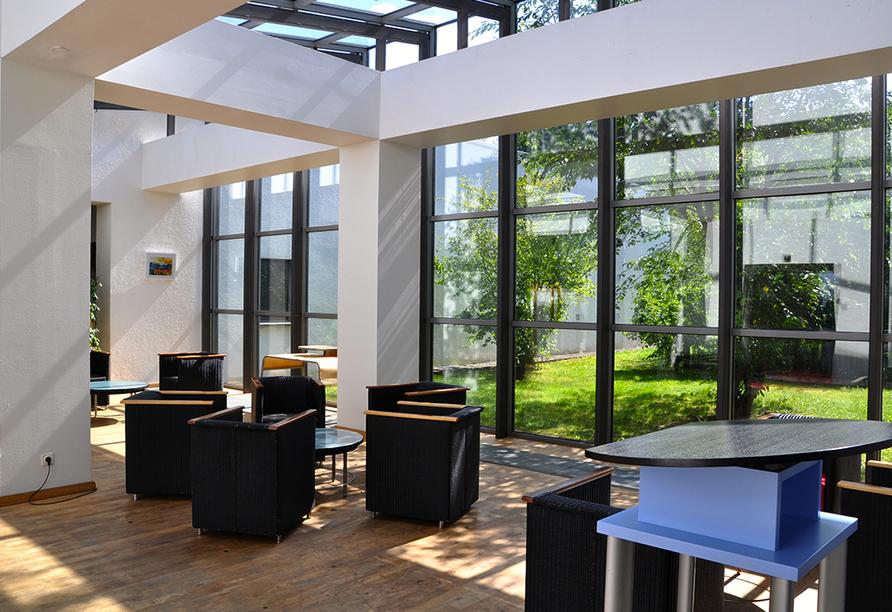 Hotel Rennsteig Masserberg im Thüringer Wald, Foyer