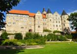 Hotel Rennsteig Masserberg im Thüringer Wald, Ausflugsziel Schleusingen