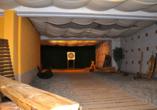Hotel Rennsteig Masserberg im Thüringer Wald, Bogenschießkeller