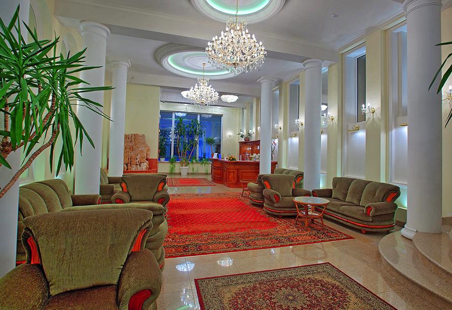 Hotel Polaris in Swinemünde, Rezeption