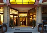 Hotel Salvator, Eingangsbereich