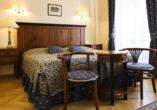 Hotel Salvator, Zimmer