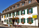 Hotel Löwen, Zell im Wiesental, Schwarzwald, Außenansicht