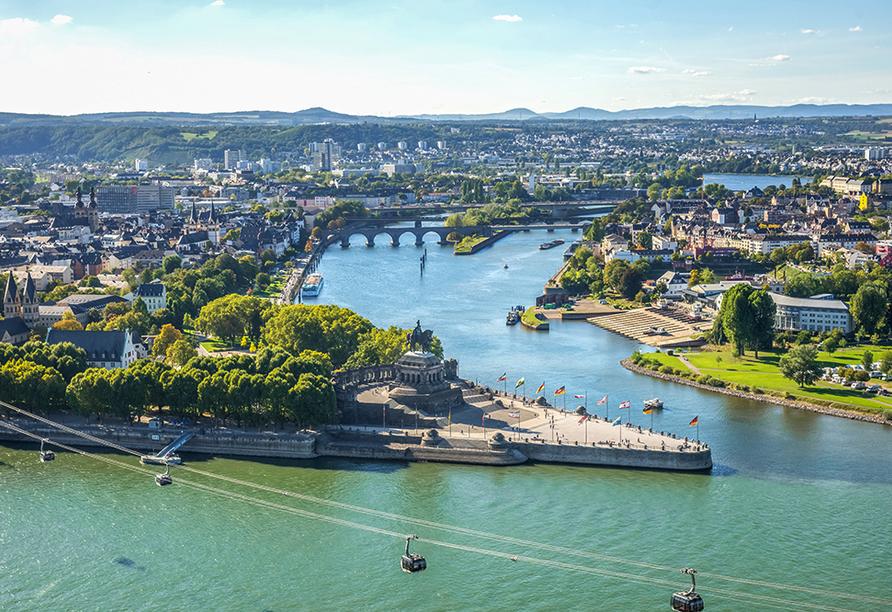 DCS Alemannia, Koblenz