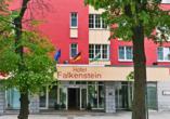 Hotel Falkenstein/Vogtland, Außenansicht
