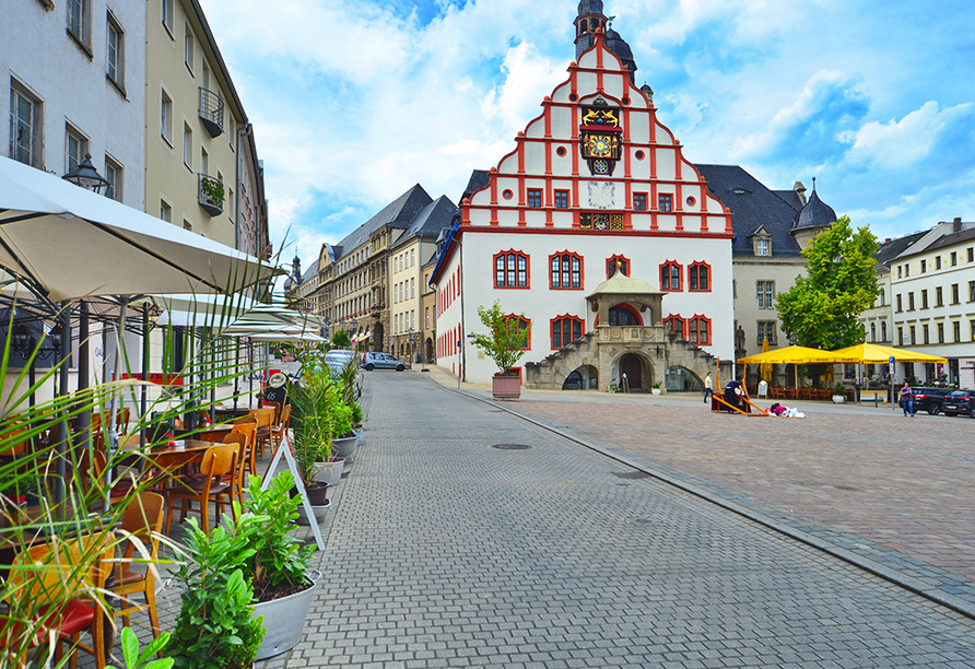 Hotel Falkenstein/Vogtland, Plauen