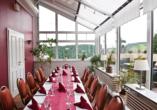 Hotel Falkenstein/Vogtland, Wintergarten