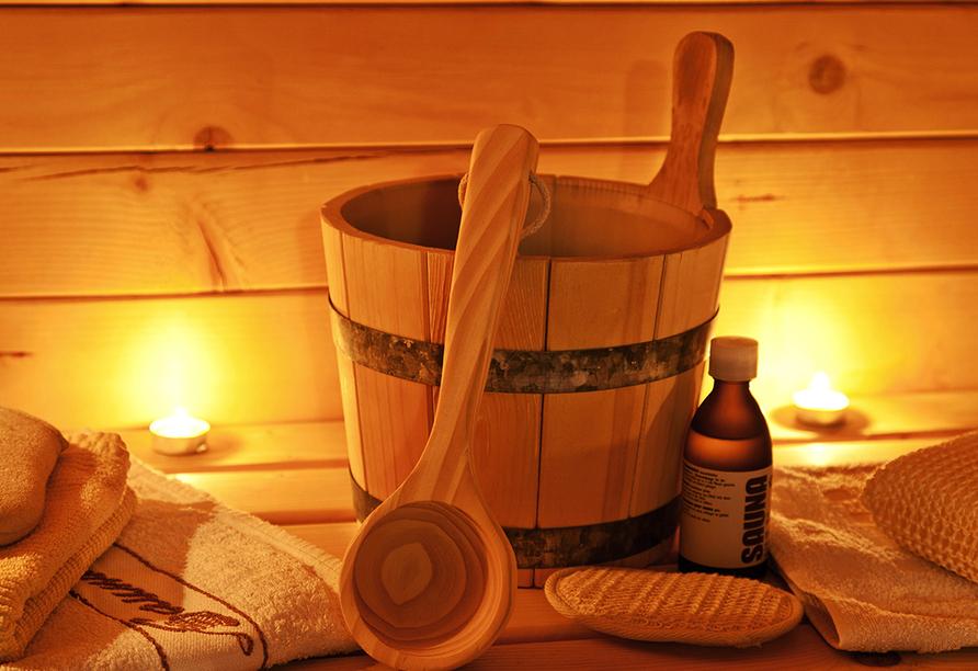 Hotel Falkenstein/Vogtland, Sauna