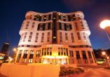 Hotel Don Giovanni Prag Aussenansicht