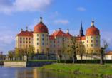 Hotel Evabrunnen Bischofswerda, Ausflugsziel Moritzburg